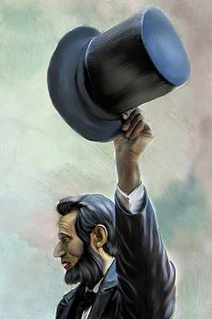 Abraham Lincoln by Mary Timman