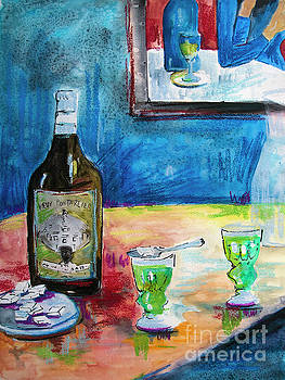 Ginette Callaway - Absinthe For Two
