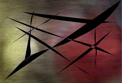 Abstract 1 by John Krakora