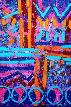 Abstract 10316 II by John  Nolan