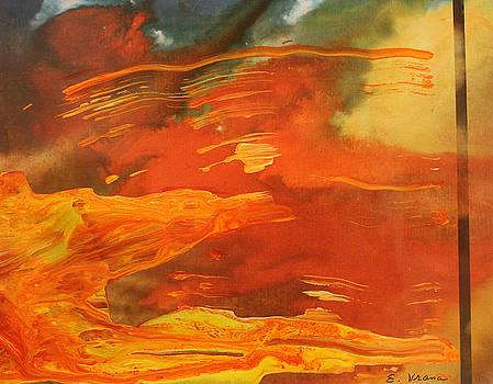 Abstract #11 by Ethel Vrana