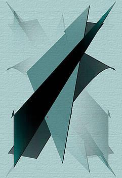 Abstract 25 by John Krakora