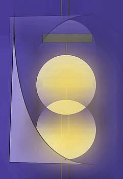 Abstract 27 by John Krakora