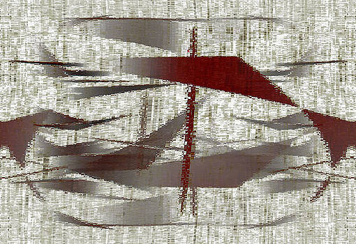 Abstract 32 by John Krakora
