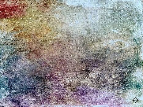 Abstract 47 by Marian Palucci-Lonzetta