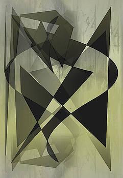 Abstract 5 by John Krakora