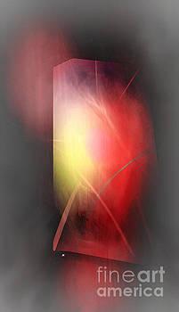 Abstract 600-2016 by John Krakora