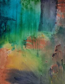 Abstract Art-1. by Senthil Kumar
