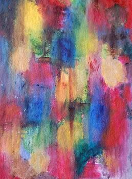 Abstract Art-2. by Senthil Kumar