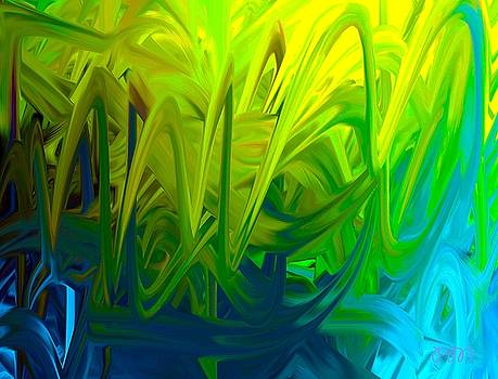 Abstract Blend 32 by Phillip Mossbarger