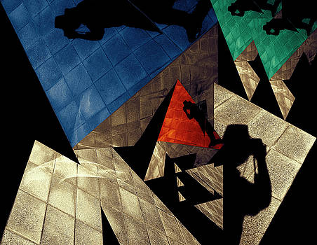 Abstract Iterations by Wayne Sherriff