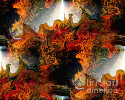Abstract Light And Shapes by Smilin Eyes  Treasures