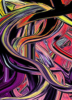 Abstract Line C6 by Phillip Mossbarger