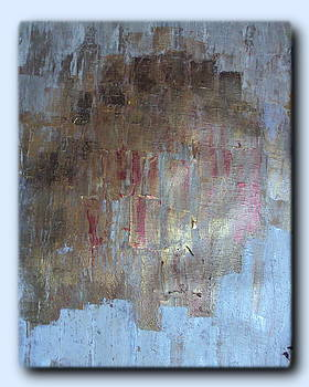 Abstract Metallic by Manali Thakkar