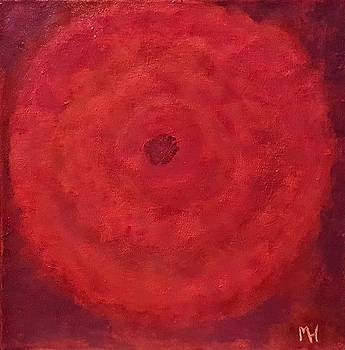 Abstract Rose by Margaret Harmon