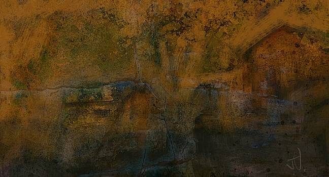 Abstract Rural Landscape by Jim Vance