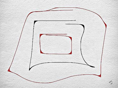 Abstract Squares by Marian Palucci-Lonzetta