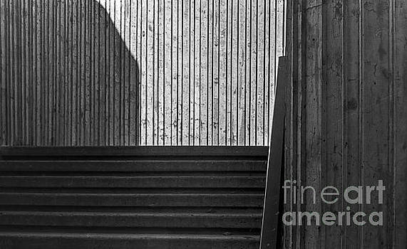 Abstract - Stairs by Deena Athans