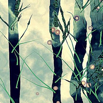 Abstract Trees by GuoJun Pan