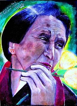 Abuelita de Do by Patricia Velasquez de Mera