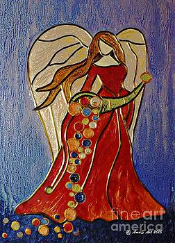 Abundance Angel by AmaS Art