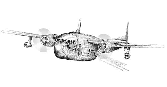 Ac-119k by Dennis Bivens
