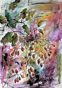 Ginette Callaway - Acorns Autumn Expression