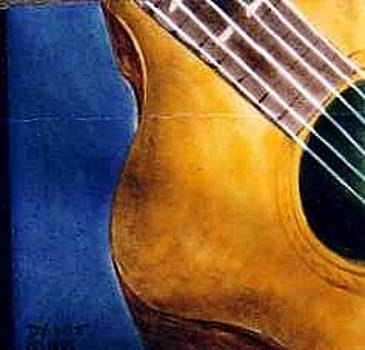 Acoustic Guitar by Dy Witt