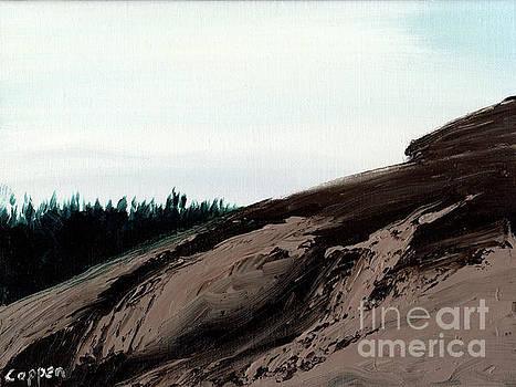 Across Cascade by Robert Coppen