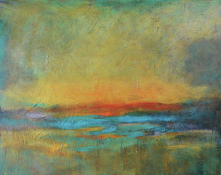 Across the Bay by Filomena Booth
