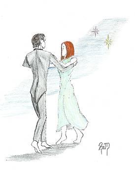 Robert Meszaros - across the night...sketch