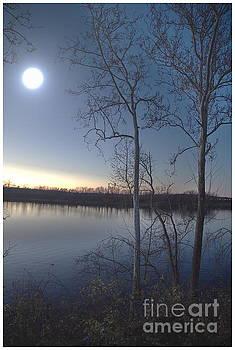 Across The River by Marcel  J Goetz  Sr