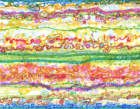 Across the universe by Regina Valluzzi