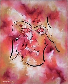 Act Including Silent Figure by Carmen Fine Art