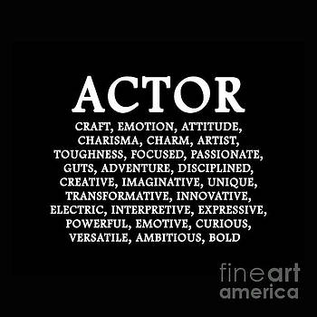Actor by Janelle Tweed