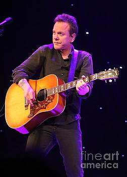 Actor Musician Kiefer Sutherland by Concert Photos