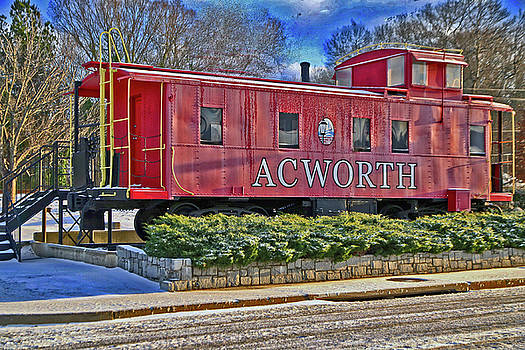 Acworth Greetings by Dennis Baswell