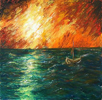 Adrift by Tamanna  Sagar