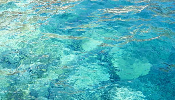 Aegean Bliss by Brad Scott