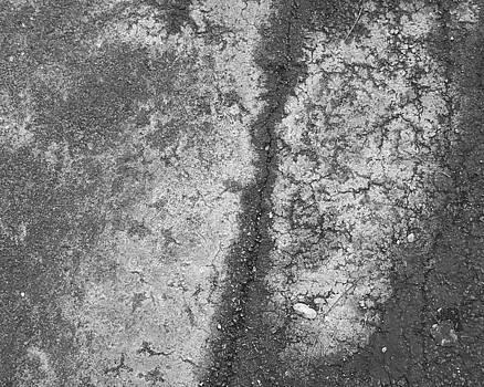 Aerial Asphalt 2 by Anna Villarreal Garbis