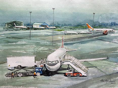 Aerodrome  by Gourav Sheode