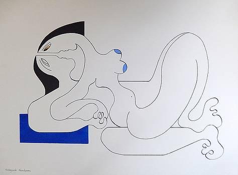 Affection by Hildegarde Handsaeme