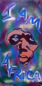 Africa is Watching by Tony B Conscious