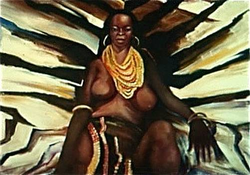African Princess by Michael Ryan