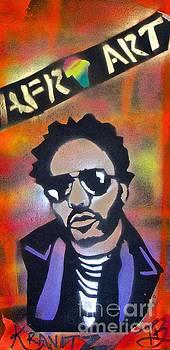 Afro Kravitz by Tony B Conscious