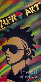 Afro Punk Brotha by Tony B Conscious