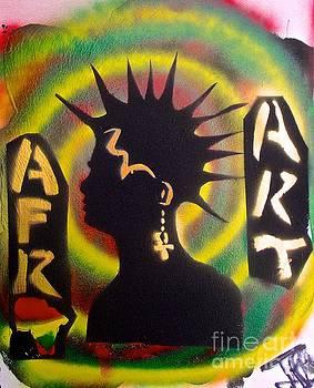 Afro Punked Brotha by Tony B Conscious