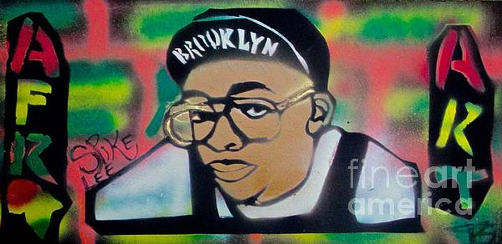 Afro Spike Lee by Tony B Conscious