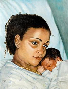 After Birth Jacina and Javon by Marlene Book