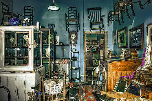 After Hours Antiques by Wayne Sherriff